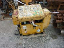 Auxiliary engine for Boring Ber