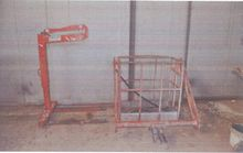 Used To basket Crane