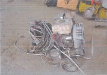 Used Airless pumps M