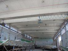 Used of bridge Crane