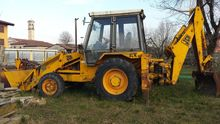 Used Backhoe in Albu