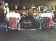 N. 2 Marine Engines MAN D 2842