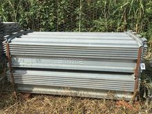 Used Galvanized and