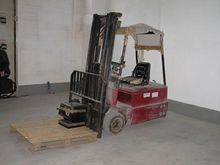Forklifts - Furniture and Equip