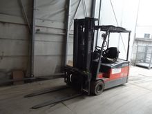 Used Forklift TOYOTA