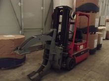 Forklift and Transpallet