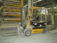 Used of Forklifts in