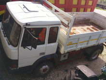 Truck Fiat Iveco 135