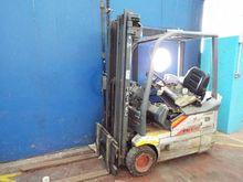 Used Forklift OM EU3