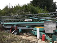 Cattaneo Crane CM-71 and Access
