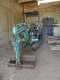 Mini excavator IMER 17 JE