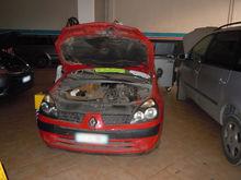 Car CLIO VAN 1.5