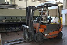 Forklift FISMA