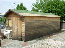 Prefabricated house in Wood