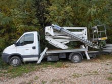 Vehicles With Aerial Platform I