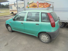 Fiat Punto SX car