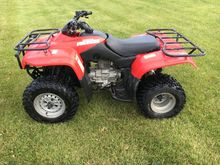 Used 2001 Honda TRX2