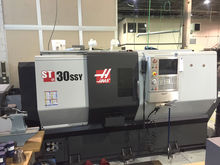 HAAS ST-30 SSY CNC Lathe