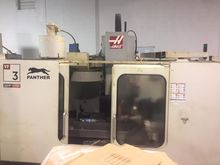 HAAS VF-3 with 2 Pallet Shuttle
