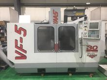 HAAS VF-5/50 VERTICAL CNC MILL