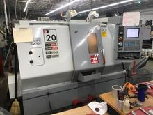 Used Haas SL-20T CNC