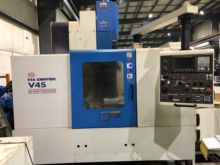 KIA CENTER V45 CNC VERTICAL MAC