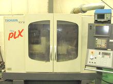 Tschudin Model PLX45 CNC Cylind