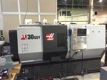 Haas ST-30 SSY CNC Lathe