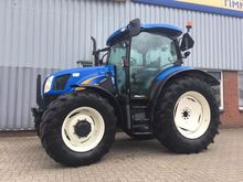 2008 NEW HOLLAND T6010PLUS 4WD