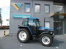 1995 NEW HOLLAND 5640SLE TRACTO
