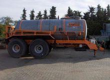 Used KAWECO 10.000LT