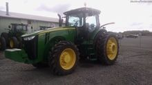 2013 John Deere 8R/8RT Series 8