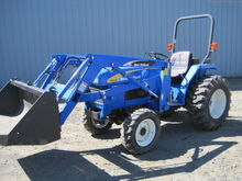 1990 New Holland T1520