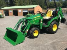 Used Compact Tractor Loader for sale in Redmond, WA, USA