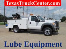 2012 F450 Fuel - Lube Truck 4x2