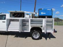 2012 Ram 5500 Fuel - Lube Truck