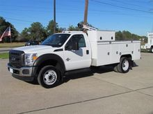 2012 F550 Fuel - Lube Truck 4x2