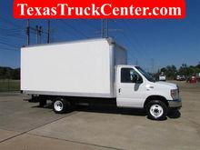 2011 E350 Box Truck 4x2