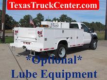 2008 F550 Fuel - Lube Truck 4x2