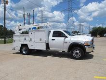 2011 Ram 5500 Mechanics Service