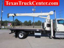 2008 L7500 Crane Truck