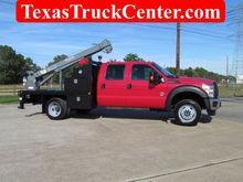 2012 F450 Crane Truck