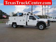 2008 F450 Utility-Service 4x2