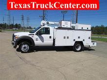 2014 F550 Mechanics Service Tru