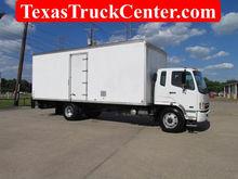 2008 FK260 Box Truck 4x2