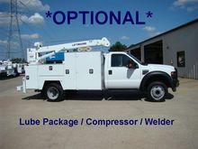 0 F550 Mechanics Service Truck