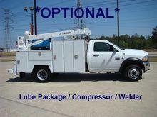 0 Ram 5500 Fuel - Lube Truck