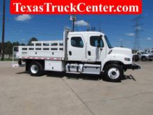 2011 M2 106 Flatbed Truck