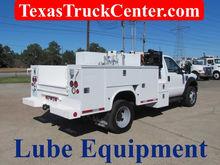 2008 F550 Fuel - Lube Truck 4x4