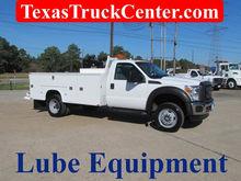 2012 F550 Fuel - Lube Truck 4x4